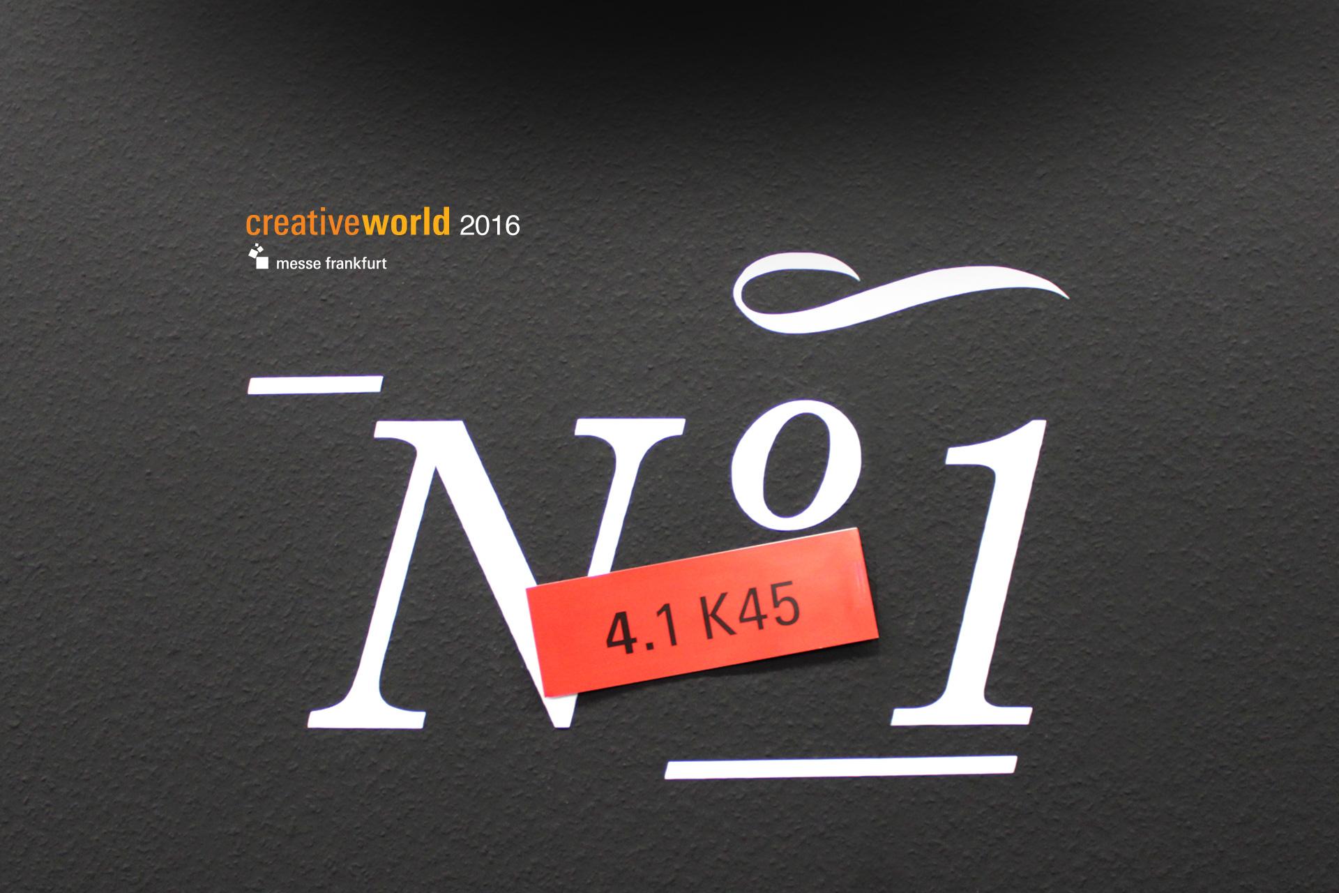 N1 Creativeworld 2016